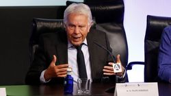 Felipe González manda al PP y a Cs al rincón de pensar antes de rechazar la investidura de