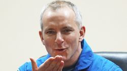 Canadian Astronaut Returning To Earth After 6 Months In