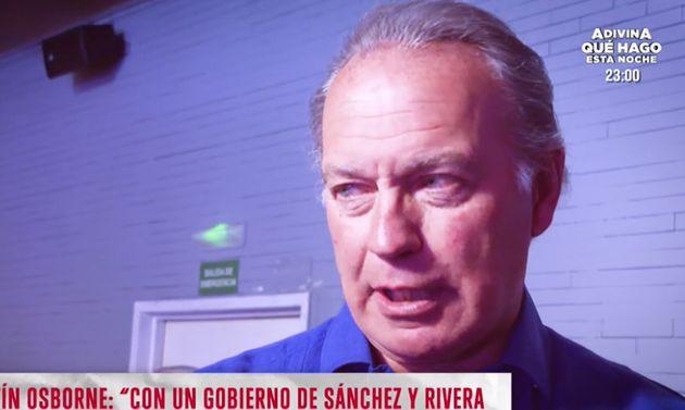 Lo dice hasta Bertín: el mensaje directo a Albert Rivera en 'Todo es