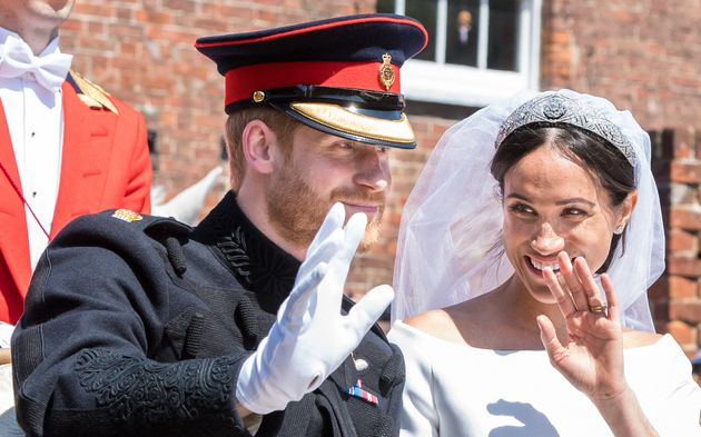 In the year Harry and Meghan married, Charles's non-official expenditure increased by £155,000,...