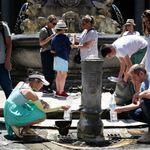 Πρωτοφανές κύμα καύσωνα στην Ευρώπη - Αστατος καιρός με καταιγίδες στην