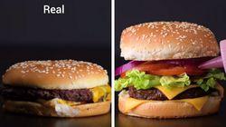 'Irresistível' comida falsa: Vídeo mostra como você é enganado pela propaganda de