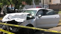 Un futbolista del Sevilla, herido y detenido tras un accidente de tráfico en el que murieron dos