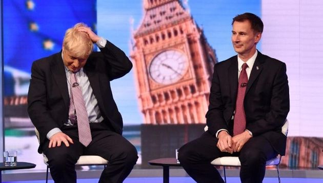 Tory leadership hopefuls Boris Johnson and Jeremy Hunt both went to elite boarding schools and then to
