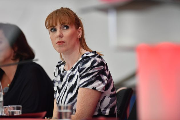 Angela Rayner, Labour's shadow education secretary, said top professions remain a 'closed