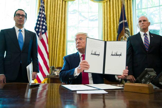 Resultado de imagem para Sanciones y supuestos ciberataques tensan aún más la relación entre Irán y EE UU