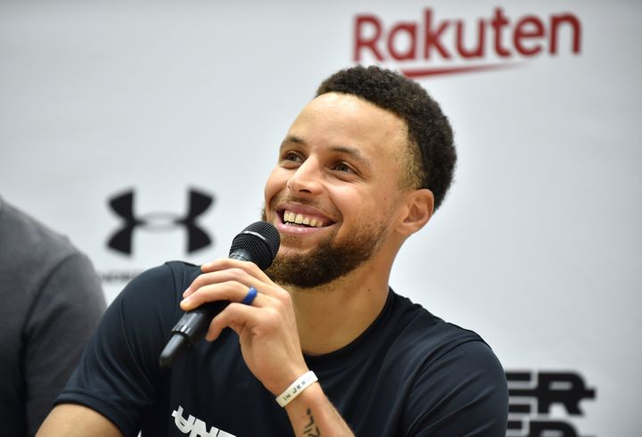 Steph Curry On Rui Hachimura: 'It's Exciting For The NBA To Have Representation From Japan'