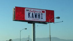 New Billboards Try To Lure Kawhi To