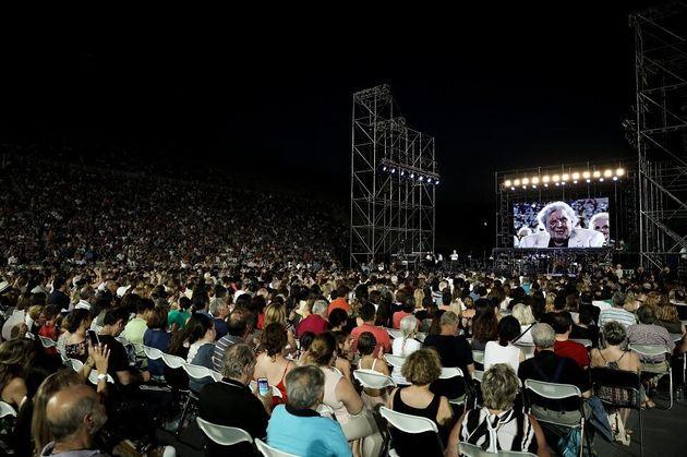 Παρόντος του Μίκη Θεοδωράκη η μεγάλη συναυλία-αφιέρωμα στο έργο