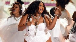 Lizzo's Wedding-Themed BET Performance 'A Marriage Of