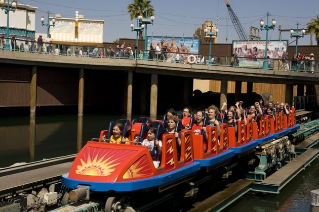 California Screamin' — the ride where it all