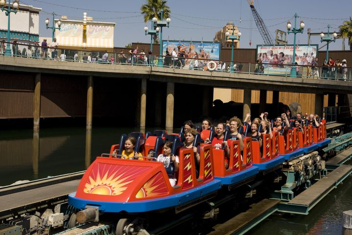 California Screamin' — the ride where it all happened