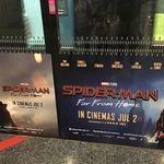 L'erreur sur cette affiche de Spider-Man n'a pas échappé à Samuel L.