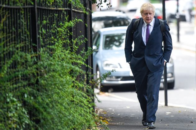 Boris Johnson's 'Interfering' Neighbours Were Far From Wrong To Call The Police