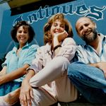 Sharon, Of Sharon And Bram, Had A Great Time At Toronto