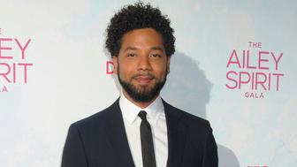 "May 30th 2019 - Chicago police are preparing to release a trove of documents relating to the Jussie Smollett alleged hate crime hoax. Addition to the following from March 26th 2019 - All charges have been dropped against Jussie Smollett. In a stunning move on Tuesday, March 26, 2019, prosecutors in Cook County, Chicago, Illinois have dropped all charges against actor Jussie Smollett who had been accused of staging a hate crime attack against himself in downtown Chicago on January 29th. - March 14th 2019 - Jussie Smollett pleads not guilty in Cook County court to 16 counts of disorderly conduct, maintaining his innocence amid allegations as detailed below that he faked an attack against himself. - March 8th 2019 - Jussie Smollett has been indicted on 16 felony counts of disorderly conduct by a Cook County (Illinois) grand jury in connection with the January 29th incident in which he claimed he was the victim of an attack. Following below, these charges allege that Smollett orchestrated the attack and filed false reports of a crime. - February 21st 2019 - Jussie Smollett is under arrest in custody of Chicago police. He has been charged with Disorderly Conduct / Filing A False Police Report in connection with the January 29th incident in which he claimed he was the victim of an attack. Following below, these charges allege that Smollett orchestrated the attack. - February 18th 2019 - The investigation of the alleged attack on actor Jussie Smollett continues with new evidence suggesting that Smollett may have orchestrated the attack. Smollett continues to deny any involvement in said orchestration according to a statement from his attorneys. Update to the following - January 29th 2019 - Actor Jussie Smollett was the victim of an attack in Chicago, Illinois which is being investigated as a possible hate crime. According to police reports, he was assaulted after leaving a fast food restaurant by two men in ski masks who made racial and homophobic slurs and then poured an unknown liquid on Smollett and put a noose around his neck. Smollett identifies himself as a gay man and his mother is African-American. Further reports claim Smollett told police that his attackers touted ""MAGA"" (Make America Great Again) during the assault. Smollett said that he fought off the attackers and then admitted himself to Northwestern Memorial Hospital from which he was released ""in good condition"" later that morning. - File Photo by: zz/Demis Maryannakis/STAR MAX/IPx 2018 6/14/18 Jussie Smollett at the Ailey Spirit Gala held at the David H. Koch Theater, Lincoln Center, New York City. (NYC)"