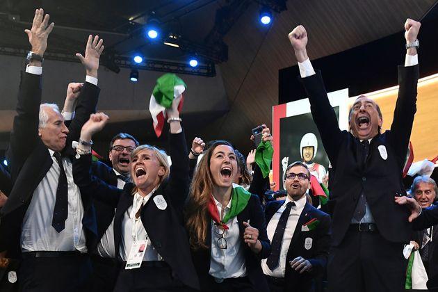 이탈리아 밀라노가 2026년 동계 올림픽 개최지로