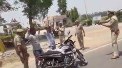 Badaun Police Is Frisking People At Gun Point As 'Precautionary'