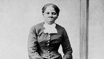Anti-slavery crusader Harriet Tubman is seen in a picture from the Library of Congress taken photographer H.B. Lindsley between 1860 and 1870.  The U.S. Treasury has decided to replace former President Andrew Jackson with Tubman on the U.S. $20 bill, and will put leaders of the women's suffrage movement on the back of $10 bill, Politico reported on Wednesday.  REUTERS/Library of Congress/Handout via Reuters   FOR EDITORIAL USE ONLY. NOT FOR SALE FOR MARKETING OR ADVERTISING CAMPAIGNS