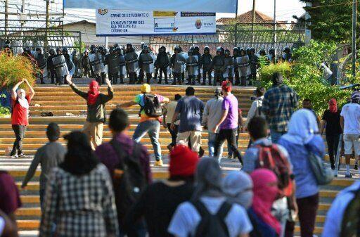 Ονδούρα: Στρατιωτικοί άνοιξαν πυρ εναντίον φοιτητών- Τέσσερις