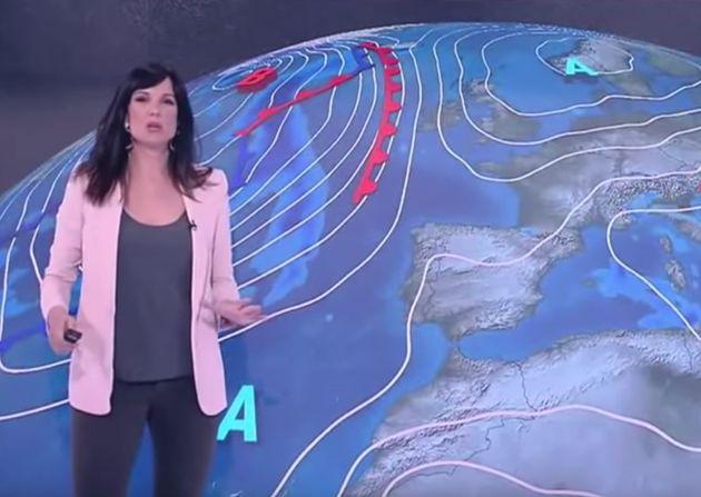 Mónica López, mujer del tiempo de TVE, responde a las matizaciones sobre un tuit: