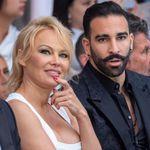 Pamela Anderson se sépare d'Adil Rami, un