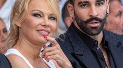 """Pamela Anderson se sépare d'Adil Rami, un """"monstre"""" qui """"a menti à tout le"""