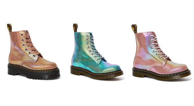 Dr Martens' New Mermaid Range Will See You Through The Festival Season And Beyond