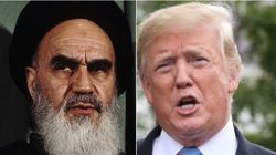 Ayatollah WHO?!?! Trump Announces Sanctions On Long-Dead Iranian