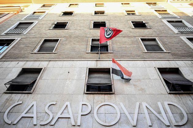 L'Anpi denuncia Casapound e Forza Nuova per apologia di