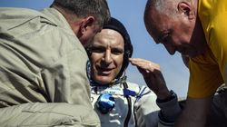 Astronaut David Saint-Jacques Returns To Earth With Canadian