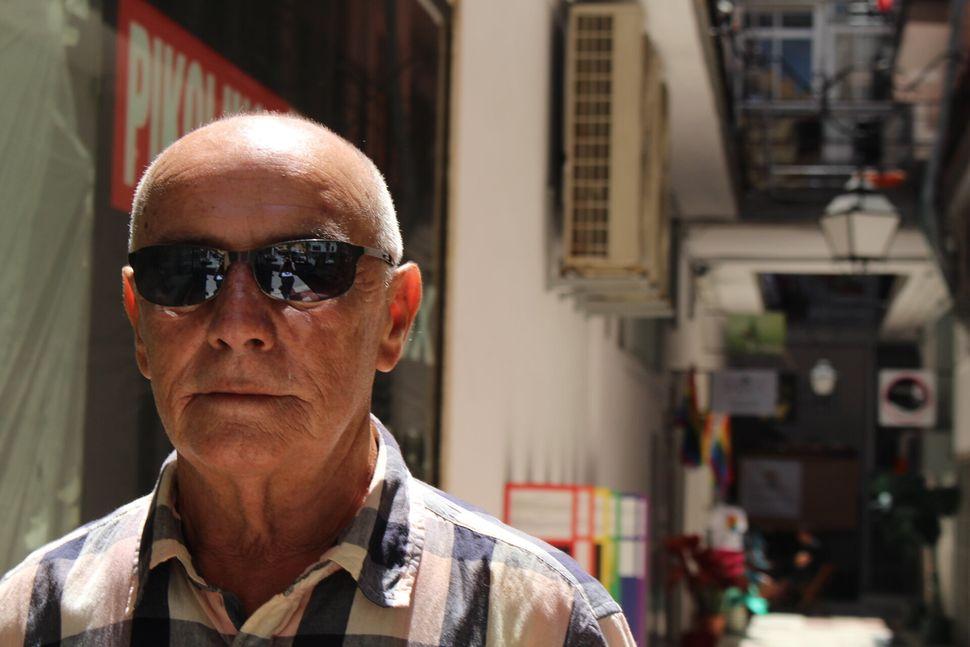 Ramón Cadenas, testigo de la Redada y dueño del bar