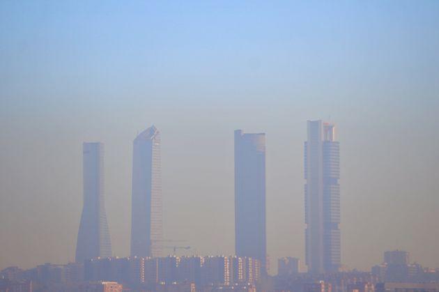 El 97% de los españoles respira aire contaminado, según Ecologistas en