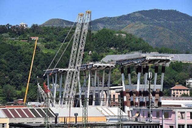 Dubbi dei tecnici sulla sicurezza del nuovo Ponte di Genova