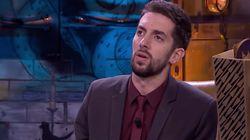 El terrible disgusto de Broncano en plena entrevista en 'La Resistencia': se quedó sin lo que más