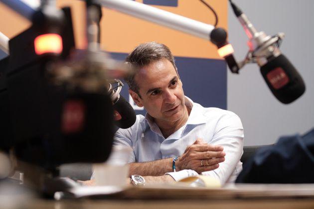 Μητσοτάκης: Ο Τσίπρας δεν ήθελε να αναμετρηθεί με όλους τους πολιτικούς
