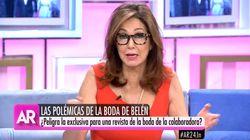 Ana Rosa Quintana, víctima de una suplantación de