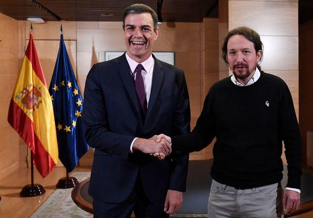 Sánchez e Iglesias se ven de nuevo en Moncloa esta