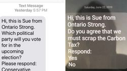 And Now A Group Called 'Ontario Strong' Is Sending Mass Anti-Carbon Tax