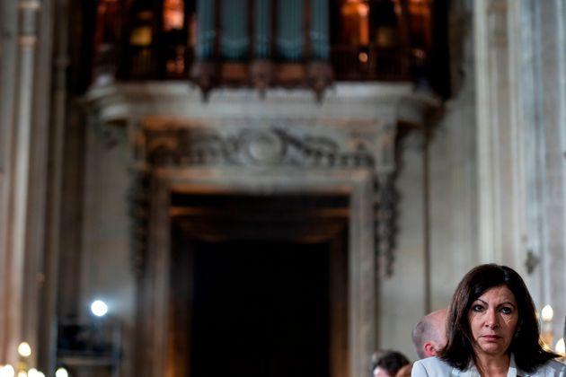 La candidate Anne Hidalgo désavoue la maire de