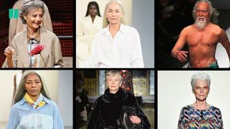 Ageless On The Runway