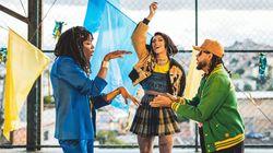 Emicida, Pabllo Vittar e Majur unem suas vivências no clipe inspirador de