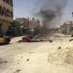 Mauritanie : Des heurts, et une descente de police aux sièges de deux candidats à la
