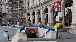 Dopo 246 giorni di chiusura domani riapre la stazione metro di