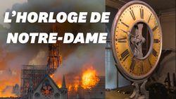 L'horloge de Notre-Dame bientôt reconstruite grâce à cette