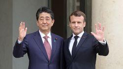 Macron au Japon, une visite hantée par l'ombre de Carlos
