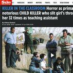 Iria, una de las asesinas de San Fernando, localizada dando clases a niños en Reino