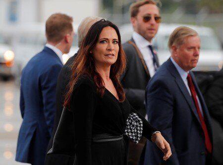 Trump elige a Stephanie Grisham como nueva portavoz de la Casa
