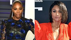 Ciara And Serena Williams Show Their Daughters' First Play Date In Adorable