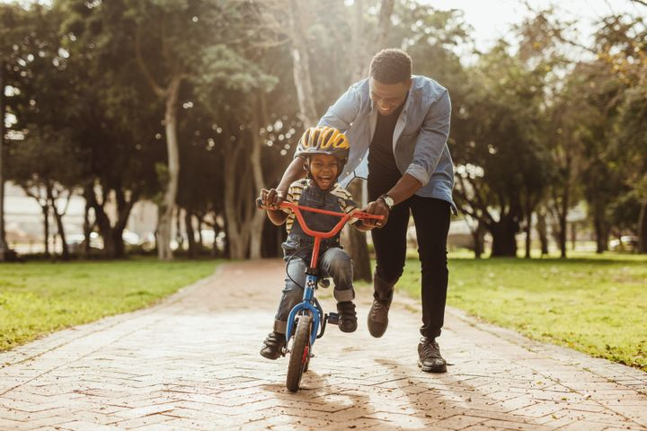 Solo parenting time is important for dads.